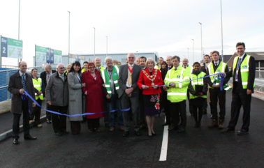 Waste Transfer Station in Poole officially opens