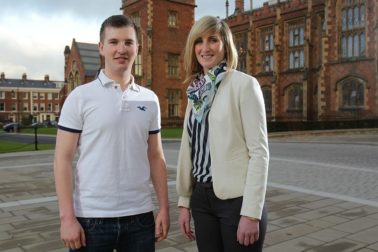 Lagan Construction Group Supports ICE QUEST Student
