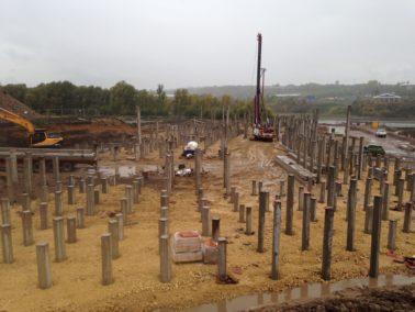 FK Lowry Piling completes Sunderlands New Wear Road Bridge