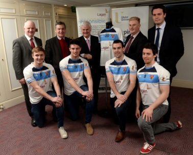 Lagan Construction Group announces sponsorship deal with Ulster University Gaelic Academy