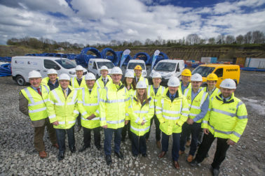 Lagan Construction Group awarded £25m NIW Contract