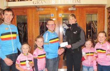 Lagan Construction Group contributes towards VC Glendale Youth development division