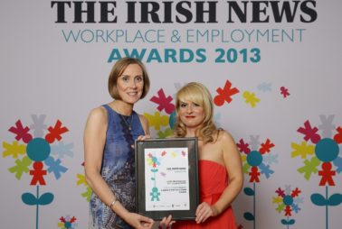 Best Place to Work Commendation for Lagan Construction Group