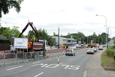 Minister Kennedy commends WMRF A2 Belfast to Bangor Scheme!