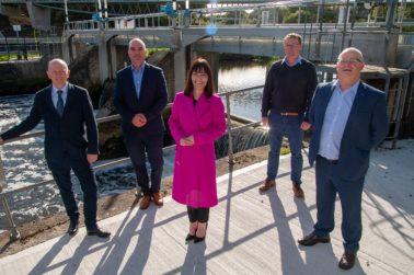 Belfast Tidal Flood Alleviation Scheme awarded to Charles Brand