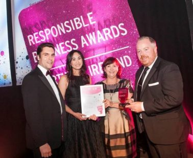 Lagan Construction Group Wins Environmental Leadership Award