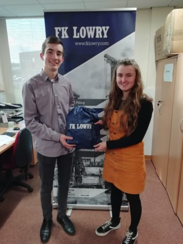 FK Lowry welcomes potential new Apprentices