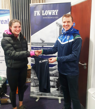 FK Lowry Supports local Athletics Event