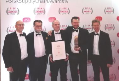 FK Lowry Scoops Supply Chain Award